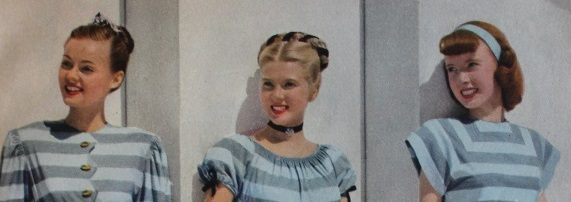 40s Hair Styles: Back In The 40s Hairstyles! (Women)